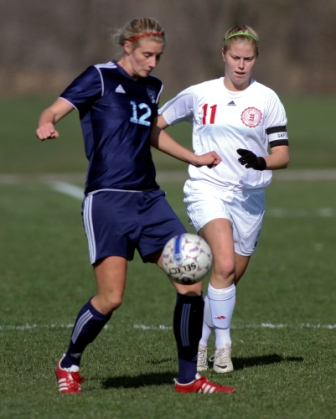 12th Women's Soccer vs. St. Ambrose (cont.) Photo
