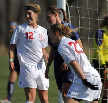 13th Women's Soccer vs. St. Ambrose (cont.) Photo