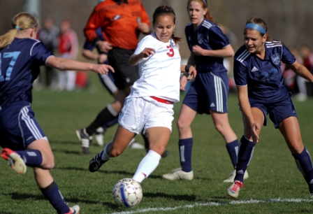 16th Women's Soccer vs. St. Ambrose (cont.) Photo