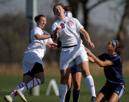 17th Women's Soccer vs. St. Ambrose (cont.) Photo