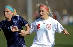 4th Women's Soccer vs. St. Ambrose (cont.) Photo