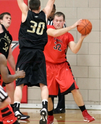 18th Men's Basketball vs. Faith Baptist Bible College Photo