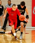 9th Men's Basketball vs. Faith Baptist Bible College Photo