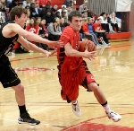 14th Men's Basketball vs. Faith Baptist Bible College Photo