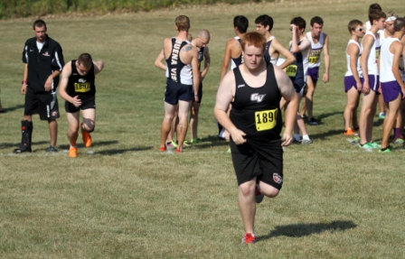 8th Men's Cross Country at Central Invite Photo