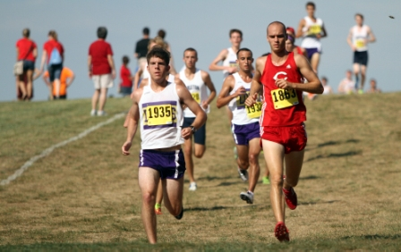 18th Men's Cross Country at Central Invite Photo