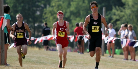 19th Men's Cross Country at Central Invite Photo