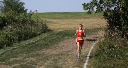 33rd Men's Cross Country at Central Invite Photo