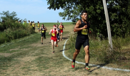 40th Men's Cross Country at Central Invite Photo