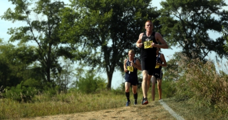 44th Men's Cross Country at Central Invite Photo
