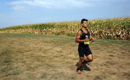 47th Men's Cross Country at Central Invite Photo
