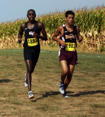 49th Men's Cross Country at Central Invite Photo