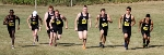 1st Men's Cross Country at Central Invite Photo