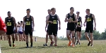 3rd Men's Cross Country at Central Invite Photo