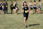 6th Men's Cross Country at Central Invite Photo