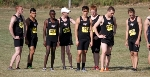 13th Men's Cross Country at Central Invite Photo