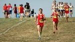 16th Men's Cross Country at Central Invite Photo