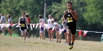 20th Men's Cross Country at Central Invite Photo
