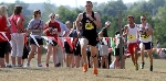 21st Men's Cross Country at Central Invite Photo