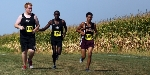 24th Men's Cross Country at Central Invite Photo