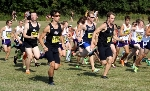 27th Men's Cross Country at Central Invite Photo