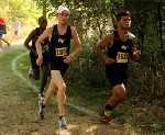 32nd Men's Cross Country at Central Invite Photo