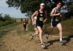 39th Men's Cross Country at Central Invite Photo