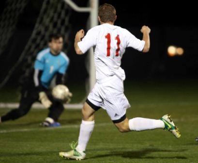 1st Men's Soccer vs. Ashford University (cont.) Photo