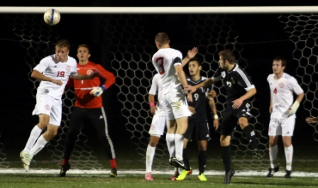3rd Men's Soccer vs. Ashford University (cont.) Photo
