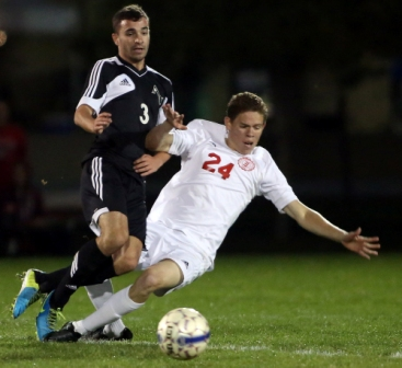 4th Men's Soccer vs. Ashford University (cont.) Photo