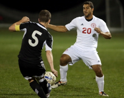 7th Men's Soccer vs. Ashford University (cont.) Photo