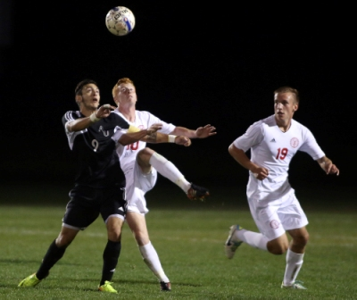 9th Men's Soccer vs. Ashford University (cont.) Photo