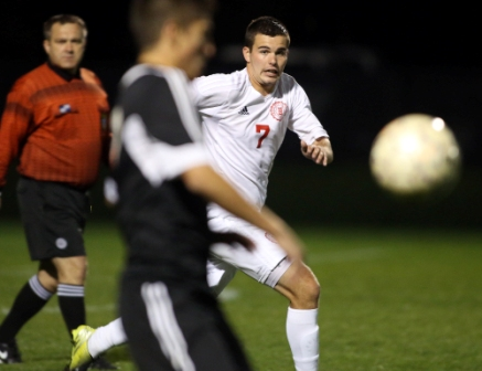 16th Men's Soccer vs. Ashford University (cont.) Photo