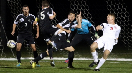 17th Men's Soccer vs. Ashford University (cont.) Photo
