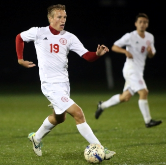 20th Men's Soccer vs. Ashford University (cont.) Photo