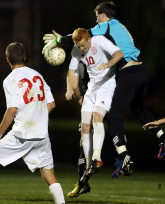 21st Men's Soccer vs. Ashford University (cont.) Photo