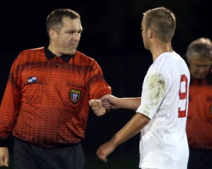 30th Men's Soccer vs. Ashford University (cont.) Photo