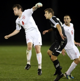 32nd Men's Soccer vs. Ashford University (cont.) Photo