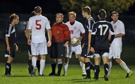 33rd Men's Soccer vs. Ashford University (cont.) Photo