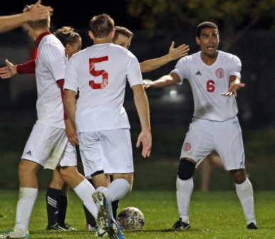 34th Men's Soccer vs. Ashford University (cont.) Photo