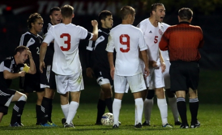 35th Men's Soccer vs. Ashford University (cont.) Photo