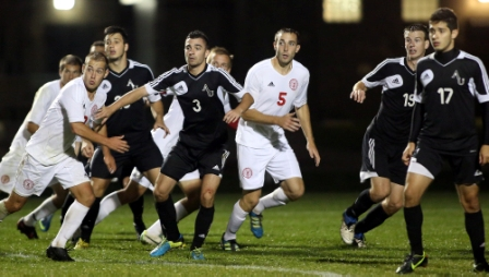 41st Men's Soccer vs. Ashford University (cont.) Photo