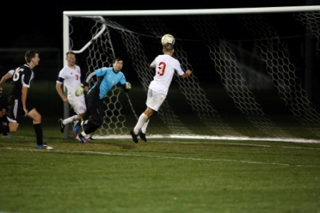 42nd Men's Soccer vs. Ashford University (cont.) Photo