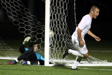 43rd Men's Soccer vs. Ashford University (cont.) Photo
