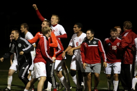 50th Men's Soccer vs. Ashford University (cont.) Photo