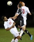8th Men's Soccer vs. Ashford University (cont.) Photo