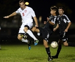 19th Men's Soccer vs. Ashford University (cont.) Photo