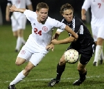 28th Men's Soccer vs. Ashford University (cont.) Photo