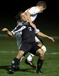 40th Men's Soccer vs. Ashford University (cont.) Photo