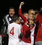 48th Men's Soccer vs. Ashford University (cont.) Photo